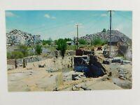Granite Quarry St. Cloud Minnesota Chrome Vintage Postcard