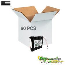 96pc Hotel Door Lock 6V Batteries For Saflok A28110 A28100, DL-12/4, HTL-11/13