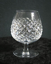 """SIGNED Waterford Crystal Alana Brandy Glasses Snifters 5 1/8"""" 12 oz -5 Available"""
