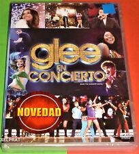 GLEE EN CONCIERTO / GLEE THE CONCERT MOVIE -DVD R2- English Español - Precintada