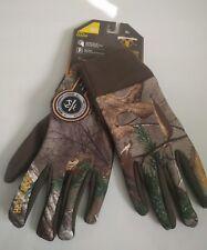 NWT Hot Shot Grazer Gloves Sz XL Camo Hunting Pro-text Realtree