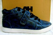 AH ANDROID HOMME..PROPULSION..MID 1.5..NAVY..SNAKE..SHOES / SNEAKERS..NEW BOX 11