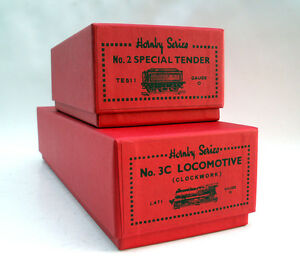 HORNBY O GAUGE 4-4-2 CLOCKWORK NO 3 LOCO + TENDER BOXES,  REPRODUCTION, NEW