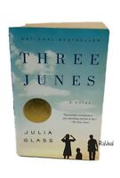 Three Junes: by Julia Glass, Paperback