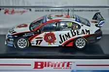 1 64 Jim Beam #17 Steve Johnson 2010 Ford FG Falcon V8 Supercar Biante #b64303j