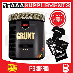 Redcon1   GRUNT   30 Serve   EAA BCAA Essential Aminos   QUICK SALE   BEST 11/21