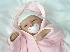Reborn doll kit Michelle by Evelina Wosnjuk