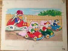 Rare DISNEY Vintage 1953 Annual Book Art Dean & Son #1 Animation Donald Duck