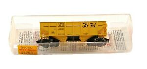 N Scale Micro Trains Ford Motor Company  Twin Bay Hopper 2350  in Plastic Case