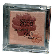 12 x Collection 2000 Shimmer Shade Powder | Golden & Gorgeous