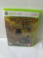 Clash of the Titans: The Videogame (Microsoft Xbox 360, 2010)