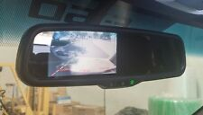 """OEM Replacement Rear view Mirror 4.3"""" LCD Display for Aftermarket Back Up Camera"""