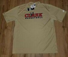 Clark University (Worcester Ma) adidas Basketball T-Shirt men's size-Xl Nwt