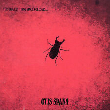 The Biggest Thing Since Colossus by Otis Spann (CD, Sep-1995, Sony)