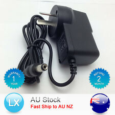 AU Stock 2 PIN 12V DC 1A Power Supply Charger Adapter AU Plug For CCTV Camera