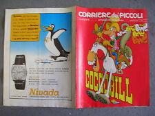 CORRIERE DEI PICCOLI n. 48 - 01/12/1968 - ANNO LX - QUASI OTTIMO