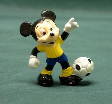 VINTAGE SMALL DISNEY MICKEY FOOTBALL CAKE DECORATION