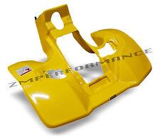 NEW SUZUKI LT 500 QUADRACER YELLOW PLASTIC REAR FENDER LTR500 LT 500R