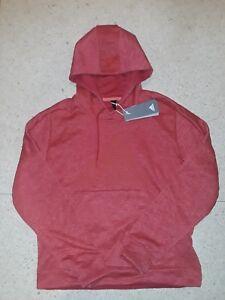 NWT adidas Women's Team Issue Fleece Pullover Logo Hoodie Energy Pink MélaNGE