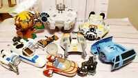 Playskool Hasbro Galactic Heroes Star Wars Lot Figures Vehicles