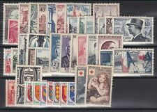 ANNEE 1954 COMPLETE NEUF** MNH