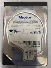 - Dell Maxtor DiamondMax Plus 8 20GB ATA IDE HARD DRIVE 6E020L0  NAR61590