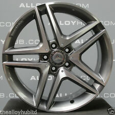 "GENUINE MERCEDES-BENZ A CLASS W176 18""INCH 5 TWIN SPOKE SINGLE ALLOY WHEEL X1"