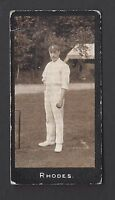 SMITH - CRICKETERS (1-50) - #34 RHODES