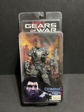 RARE*** Gears of War NECA Action Figure Dominic Santiago NIB - Blockbuster Video