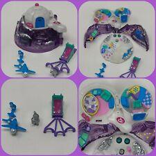 RARE - Polly Pocket Artic Pets VARIATION - Read full Discription - 2000 Mattel