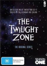 C16  BRAND NEW The Twilight Zone - The Original Series Season 1 (DVD,6-Disc Set)