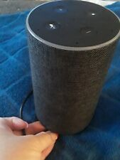 Amazon Echo 2nd Generation Home Music Smart Assistant Speaker w/ Alexa - No Box