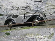 Polistil BMW 328 1:16 Silver / Black