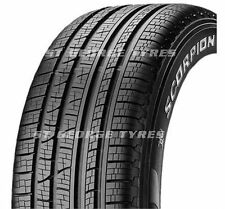 1 X NEW 235-65-19 TYRES PIRELLI SCORPION VERDE ALL SEASON 2356519 TYRE