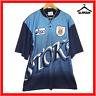Stoke City Football Shirt Asics XL Away Vintage Soccer Jersey Potters 1996 1997
