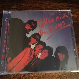 The Boys - To Hell with the Boys (1999) NEW SEALED PUNK CD (WITH 5 BONUS TRACKS)