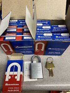 (1) AMERICAN LOCK Series 5100 Padlock NEW! Made In USA