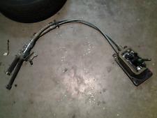 VW. corrado 5 speed cable shifting assb.