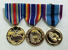 Us Marine Corps Full Size Mounted Medals