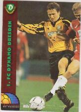 Panini Fussball 94-95 RAN Sat 1 Action Cards #193 Nils Schmaler Dynamo Dresden