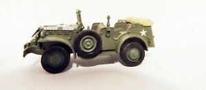"""Johnny Lightning D-Day Loose WWII Dodge WC57 Command Car  """"Rubber Tires"""""""