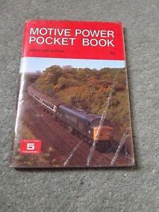 Platform 5 Winter 1979 ABC BR Diesel Loco Motive Power Pocket Book 3rd Edition