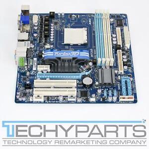 GIGABYTE GA-880GM-UD2H AMD Socket AM3 DDR3 Micro ATX Motherboard