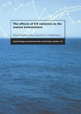 Cambridge Environmental Chemistry: The Effects of UV Radiation in the Marine...