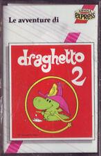 LE AVVENTURE DI DRAGHETTO 2 (1989) MC TAPE BMG ARIOLA EXPRESS 490 075 NUOVA