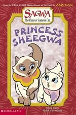 Princess Sheegwa (Sagwa The Chinese Siamese Cat)
