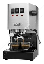 Gaggia Classic Espresso Machine 2019 Model - Stainless Steel