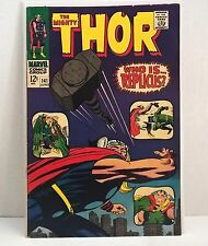 The Mighty Thor #141 ( June 1967) Stan Lee Jack Kirby story & art Silver Age
