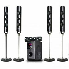 BEFREE*5.1 CHANNEL Surround Sound BLUETOOTH Speaker System*with FM Radio,USB,SD