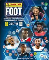 TOULOUSE / TROYES - STICKERS IMAGE VIGNETTE - PANINI FOOT 2017  2018 - a choisir